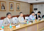 Japanese Delegation at MMTC